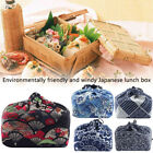 Picnic Thermal Insulated Cloth Portable Bento Pouch Food Storage Lunch Bag