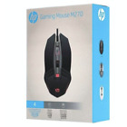 HP Wired Gaming Mouse, Adjustable Up to 2400 DPI, 6 Buttons with Breathing Light
