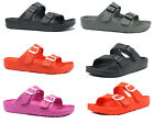 Kyпить New Women's Double Strap Buckle Slide Soft  Sandal Beach Shower Pool-4950 (New) на еВаy.соm