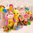 Mobile Music Newborn Crib Bed Hanging Bell Rattles Toys Pram Clip Baby...
