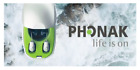 Brand New Phonak Audeo Paradise Rechargeable Hearing Aid  FreeCharger