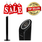 Mont Blanc Cooling Fan Eight Hour Run Back Time LED Display Remote Control