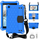 For Samsung Galaxy Tab A 8.0 10.1 Inch Kids Shockproof Handle Stand Case Cover