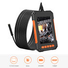 Endoscope Camera 1080P HD 4.3 Inspection Handheld Snake Camera 8LED Waterproof