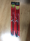 """(6 pack) Carbon Express arrows 31"""" Rebel Series  Optional accessories, READ"""