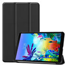 For LG G Pad 5 10.1 2019 Hard Tablet Case Magnetic Slim Leather Flip Stand Cover
