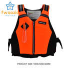 Adult Aid Life Vest Jacket Kayak Water Safety Fishing Surfing Boating Swimming