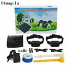 In-Ground Electric Dog Fence Dog Training Collar Receiver Pet Containment System