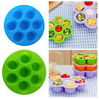 Baby Food Storage Container Silicone Egg Bites Mold Baby Food Freezer Tray