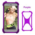 """Stretchy Silicone Soft Phone Bumper Case Cover For Energizer Hardcase H10 (1.8"""")"""