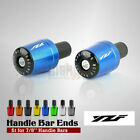 CNC Handle Bar Grips End Weights Caps Plugs Slider for YAMAHA R6S YZF R6 YZF-R1