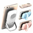 Bluetooth 5.0 Portable Wireless Foldable Speaker Music Player Phone Holder Stand
