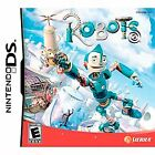 Robots (Nintendo DS, 2005) = COMPLETE w/ Case & Manual
