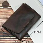 Mini Wallet Purse Money ID Card Case Holder Storage Organizer Leather Vintage