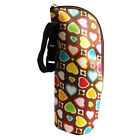 Milk Bottle Insulation Thermal Bag Warmer Tote Baby Stroller Hangable Pouch SH