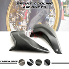 100mm Carbon FiberCaliper Air Duct Brake Cooling for For Ducati 1199 PANIGALE S