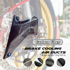 100mm CarbonCaliper Air Duct Brake Cooling for For Ducati Monster 1100 S 09-10
