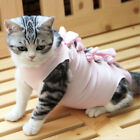 Cat Clothes Weaning Cute Cat Surgical Recovery Suit Pet Clothing YS