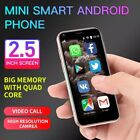 Smallest 3g Touch Screen Unlocked 2 Sim Mini Mobile Smart Phone Android Google