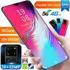 S30U Unlocked Cell Phone 10 256GB Android10 Smartphone Dual SIM 10 Core Cheap 5G