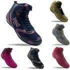 Women's EVERLAST Boxing Boots Training Shoes STRIKE - FORCE - RING Trainers