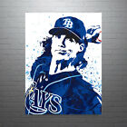 Tyler+Glasnow+Tampa+Bay+Rays+Poster+FREE+US+SHIPPING