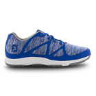 FOOTJOY WOMENS LEISURE BLUE SPIKELESS GOLF SHOES MULTIPLE SIZES