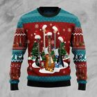 GUITAR CHRISTMAS Ugly Christmas Sweater 3D S-3XL FREESHIPPING