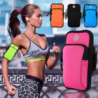Sports Armband Cell Phone Holder Arm Band Case Gym Running Pouch Jogging Bag