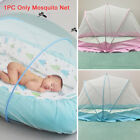 68x48cm Summer Multifunction Baby Crib Mosquito Net Portable Folding Breathable