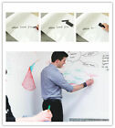 White Writing Film Single-Adhesive Removable Whiteboard Film Sticky Note Memo