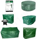 Waterproof Outdoor Garden Rattan Furniture Covers Patio Table Chair Rotary Bbq.