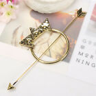 Stylish Retro wind arrows stars Hairpin Hair Stick Gift Girl Headwear v