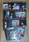 Nct Resonance Pt.2 Smtown Official Goods Lenticular Photo Card Set Sealed