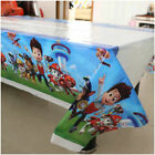 Paw Patrol - Party Supplies -Tableware - Decorations - Banners - Balloons