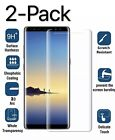 Внешний вид - 2Pack Tempered Glass Screen Protector For Samsung Galaxy S7 S9 S8 Plus Note 8 9