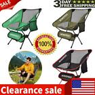 Folding Camping Chairs Heavy Duty Luxury Padded High Back outdoor Chair US