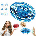 Mini Drone UFO Quad Induction Levitation UFO Flying Toy Hand-controlled Kid Gift