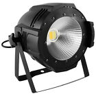 Warm/ Cool White COB Aluminium LED Par Light 2 in1 DJ Club 100W/ 200W/ 2x100W US