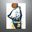 Reggie+Miller+Indiana+Pacers+Poster+FREE+US+SHIPPING