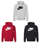 Nike Men's Sportswear Logo Graphic Active Pullover