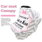 Nursing Cover Car Seat Canopy Stretchy Baby Stroller Accessory Shopping Cart