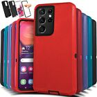 Внешний вид - For Samsung Galaxy S21 21+ Ultra Shockproof Protective Rugged Hard Case Cover