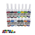 Professional Tattoo Ink DIY Monochrome Tattoo Pigment Practice Set Beauty 5ml