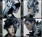 SHINEE DON  T CALL ME 7th Album JEWEL CASE CD POSTER Booklet Paper 2p Card GIFT