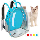 Cat Backpack Carrier Bubble Portable Travel Space Capsule Transparent Breathable