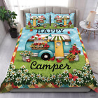 Happy Campers For Camping Lover Bedding Set Covers Best Gift