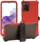 For Samsung Galaxy S20 FE 5G Case Belt Clip Holster Fits Otterbox Defender Clip