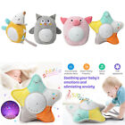 Night Light Star Projector Plush Toys Baby Bed Stuffed Animal Toys
