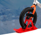 Scooter Parts Balance Car Ski Board Children Easy Install Toddler Durable Sled